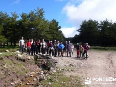 Ruta de Senderismo - Altos del Hontanar; hoces del río duratón